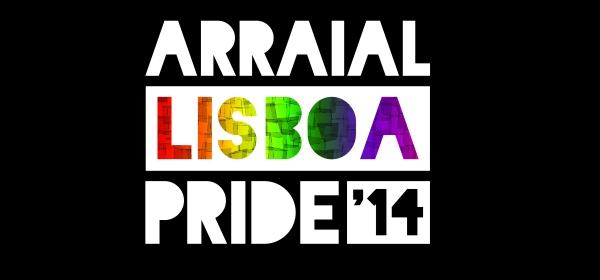 logo Arraial 2014 Lisboa LGBT gay