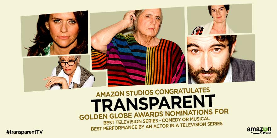 Transparent TV Series