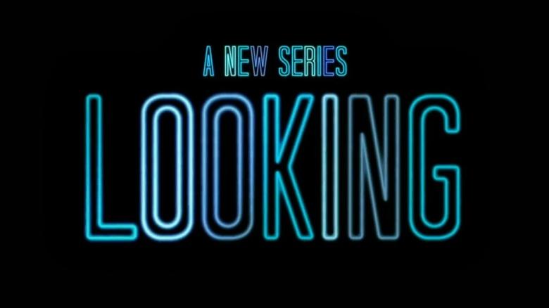 Looking hbo logo
