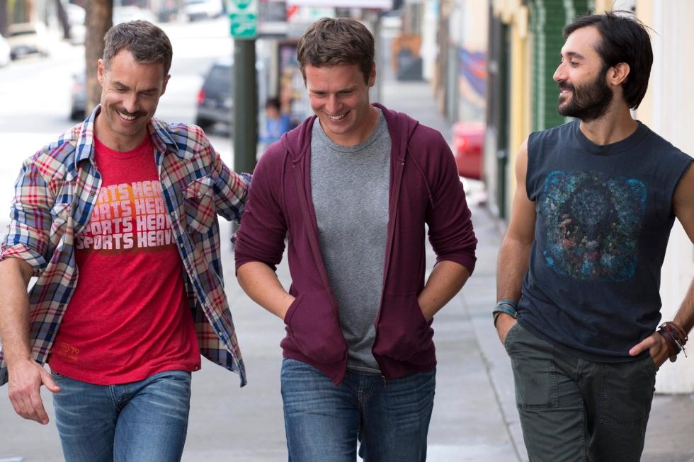 Looking TV Series HBO Friends Gay LGBT