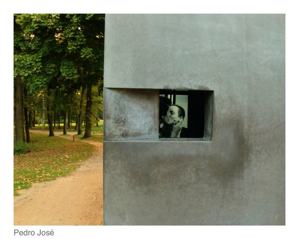 berlin memorial beijo lgbt gay alemanha germany holocausto