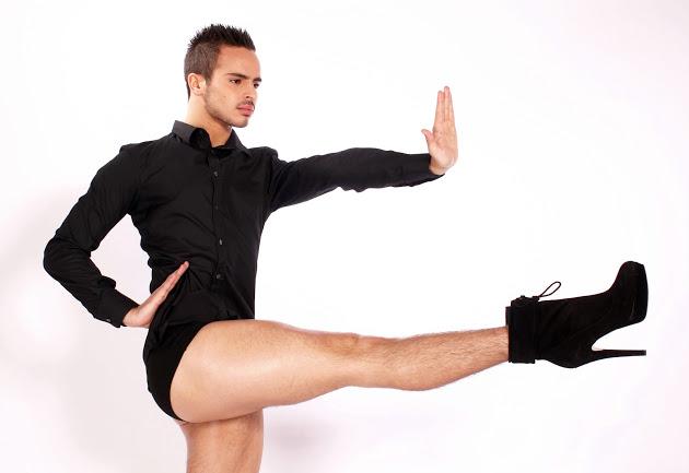 Yanis Marshall LGBT Gay