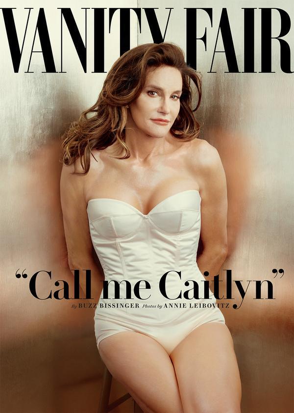 Caitlyn Jenner Trans Vanity Fair cover