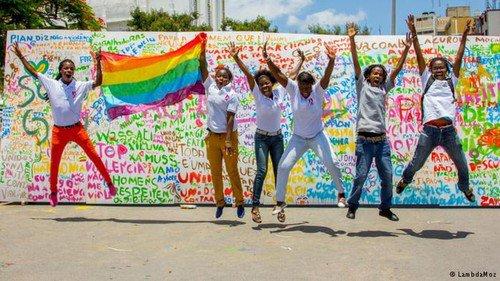 LGBT moçambique lambda homossexualidade crime