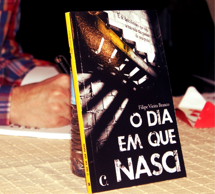 Luís Vieira Branco LGBT Entrevista Literatura Livro O Dia Em Que Nasci