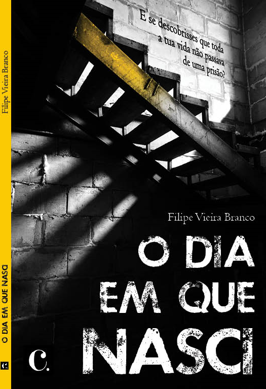 Luís Vieira Branco LGBT Entrevista Literatura Livro O Dia Em Que Nasci capa