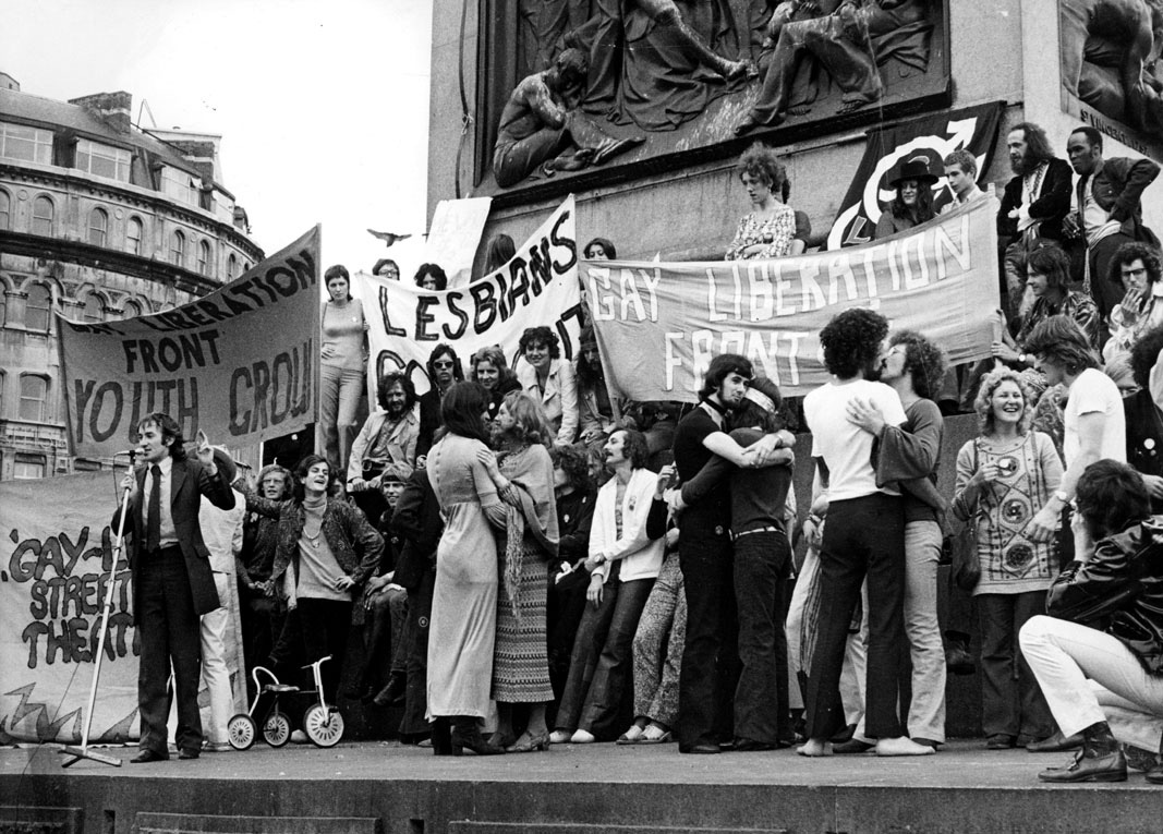 Stonewall Uprising LGBT Fotografia Photo Galeria NYC EUA