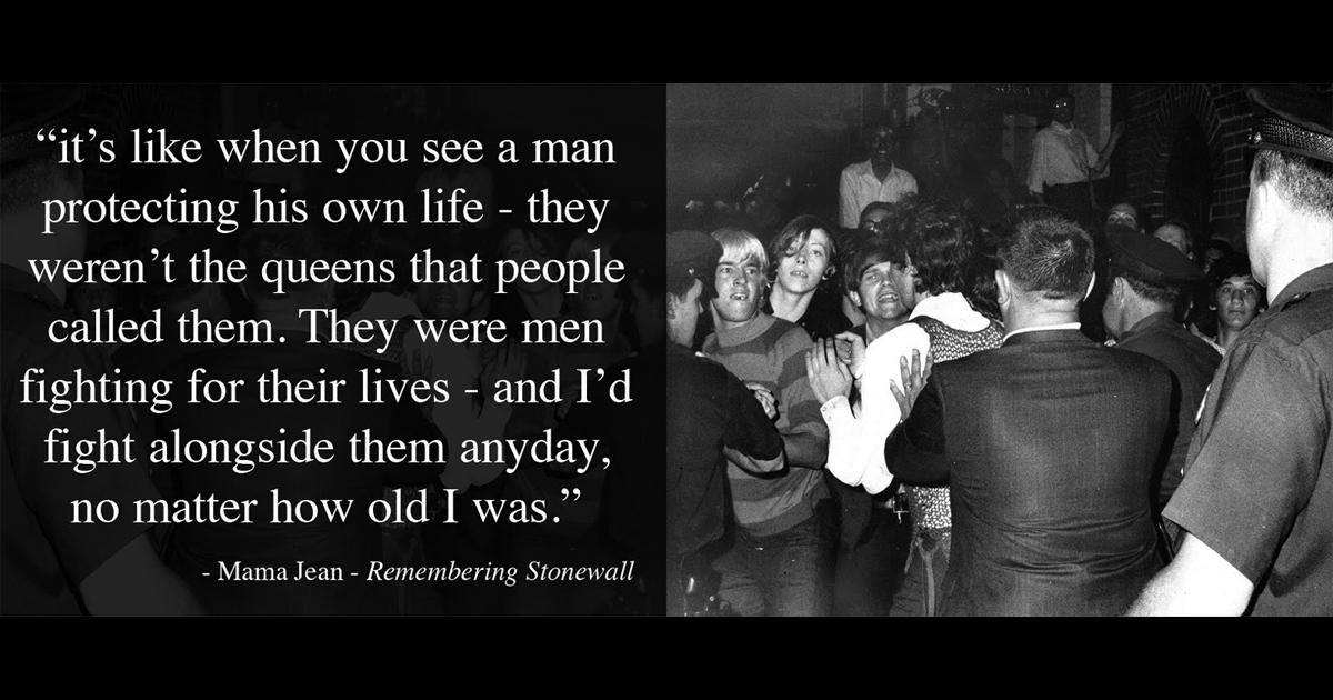 Stonewall Uprising LGBT Fotografia Photo Galeria NYC EUA Mama Jean