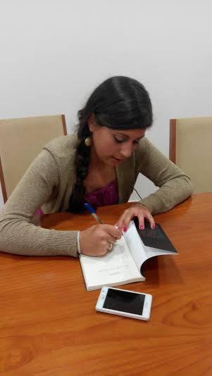 Entrevista A Cátia Filipa Silva, Autora De