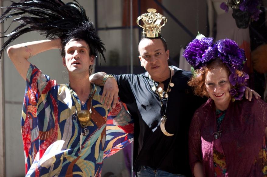 De Gravata e Unha Vermelha queer porto festival cinema lgbt