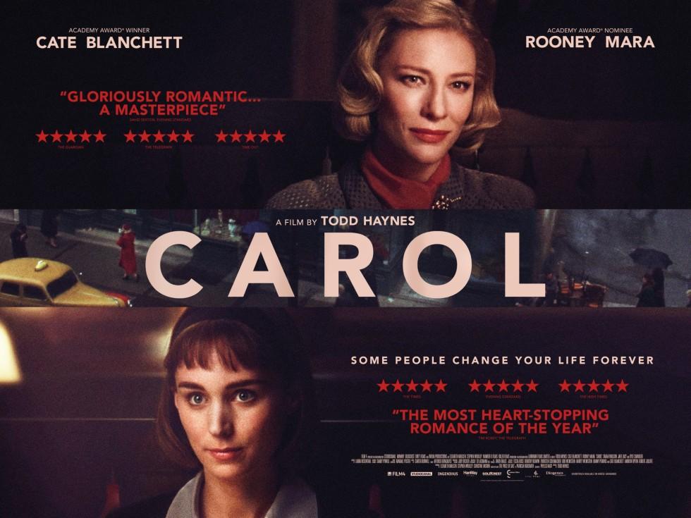 carol movie filme todd haynes cate blanchett rooney mara lgbt