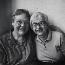 Particular Voices Barbara Gittings and Kay Tobin Lahusen, 1991 lgbt couple casal