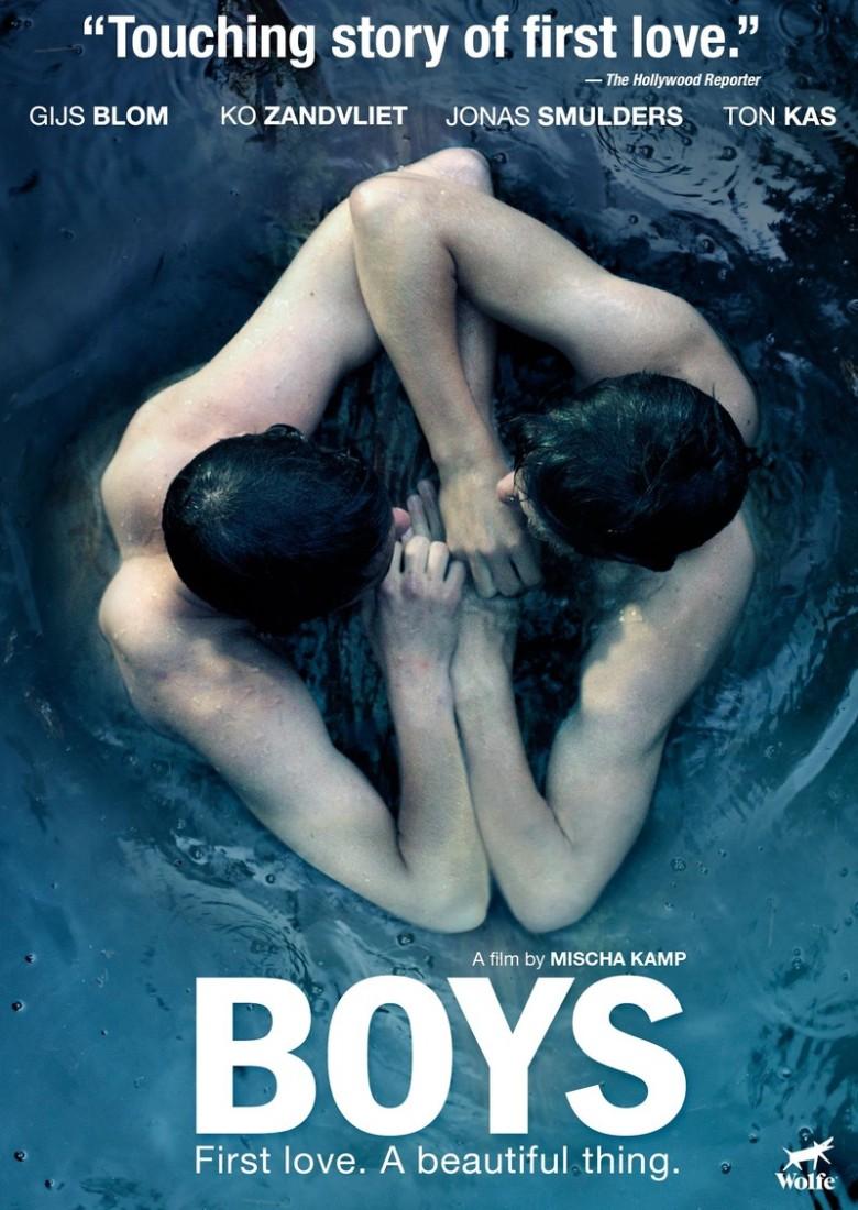 Jongens : Boys capa cinema lgbt filme