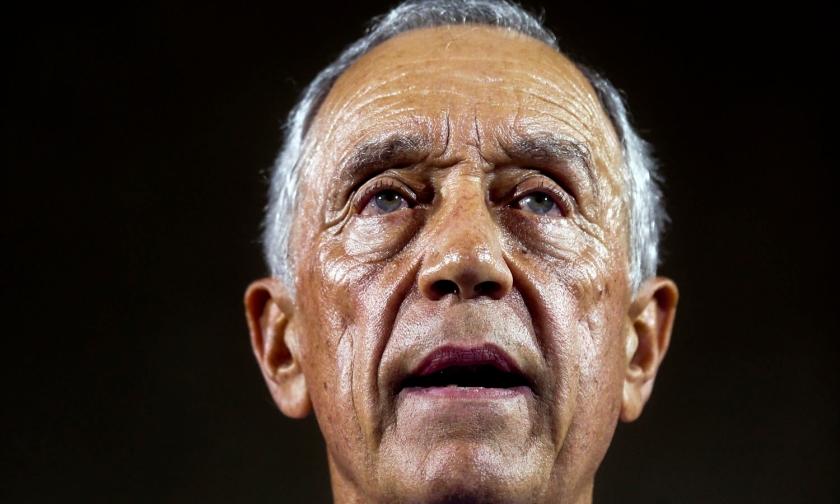 Marcelo Rebelo de Sousa anuncia candidatura à Presidência da República