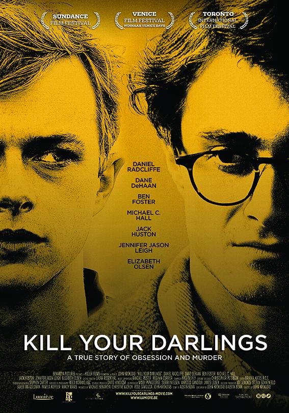 Poster-70x100cm-Kill-Your-Darlings-lgbt cinema