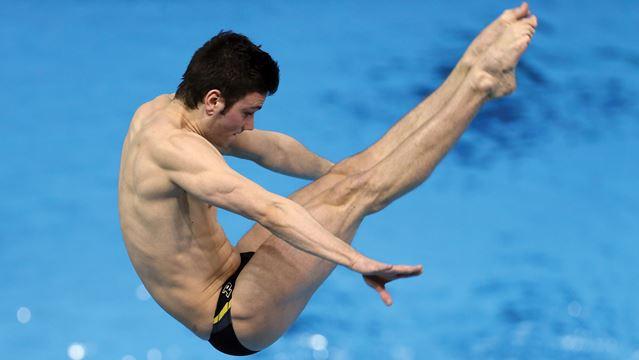 Jamie Bissett atleta natação saltos gay lgbt rio jogos olímpicos 2016