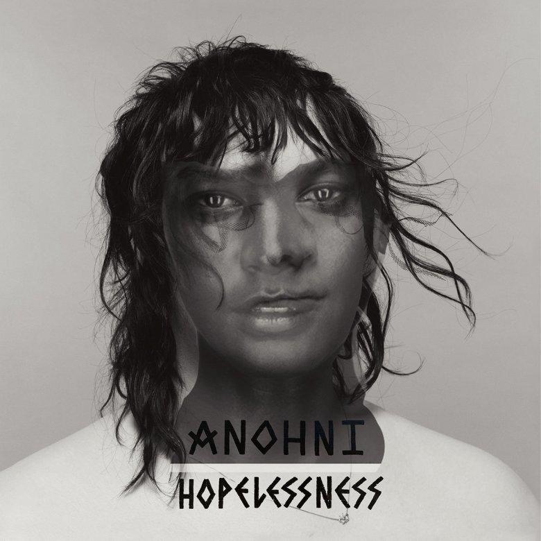 ANOHNI Hopelessness lgbt trans música capa álbum cover