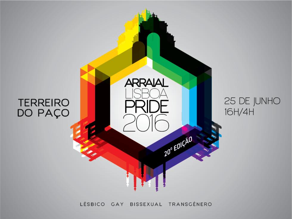 arraial lisboa pride 2016
