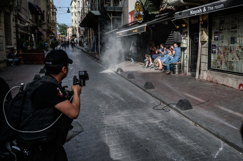 TURKEY-GAYS-DEMO