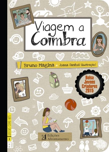 Viagem a Coimbra (Capa)