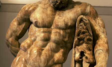 Hércules Farnese, séc. III d.C.