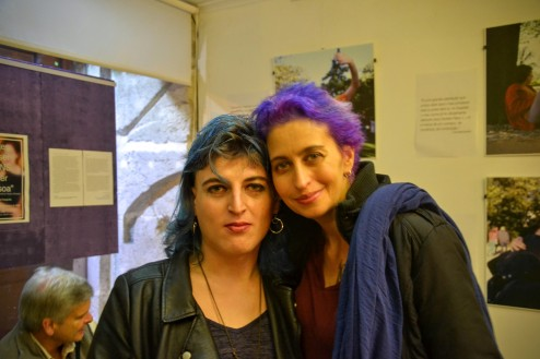 """Exposição """"antes de ser TRANS, é ser Pessoa"""": Dani e Maura"""