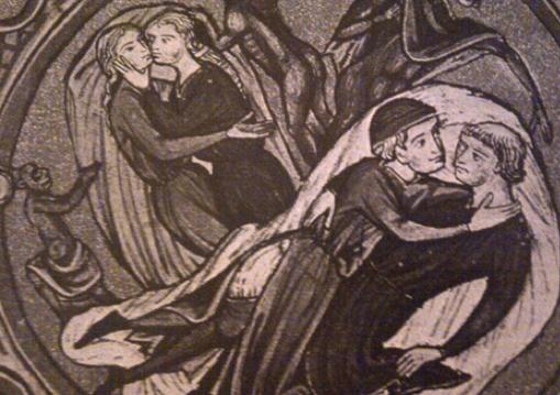 medieval-lesbian-historia-mulheres-idade-media-escrever-gay