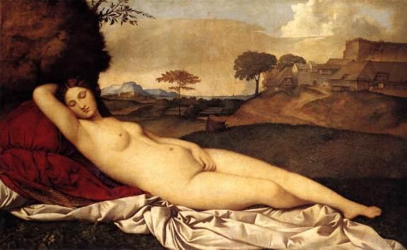 Vénus Adormecida (1510)
