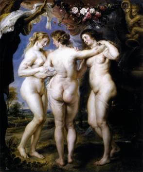 As Três Graças (1635)