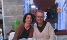 Lara e Andreia