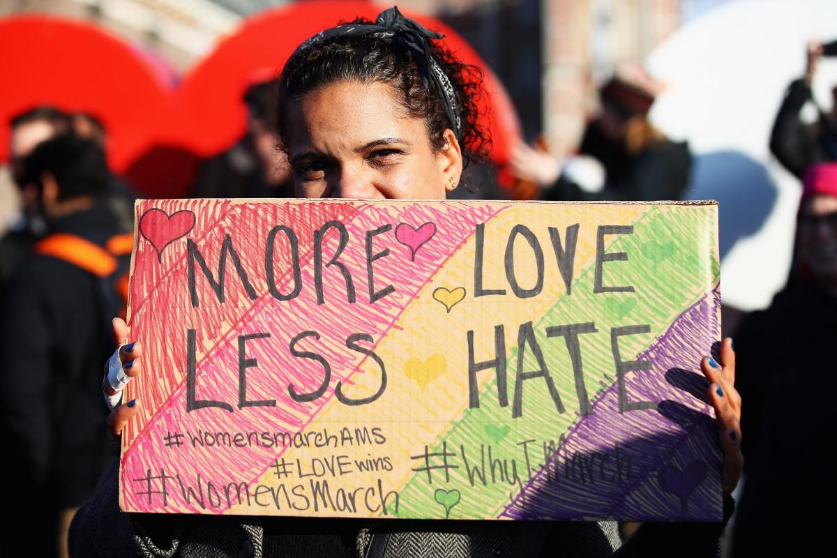 A misoginia por detrás da homofobia
