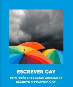 escrever gay v1