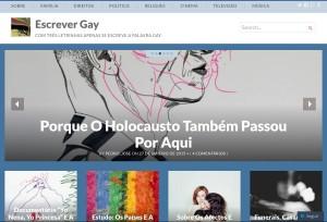 escrever gay v2