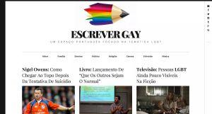 escrever gay v3