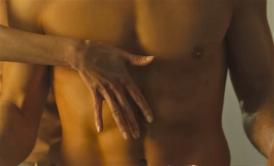 Planta sexualização género homem publicidade