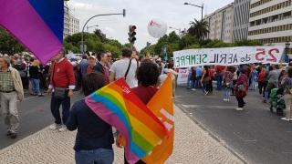 ILGA - 25 de abril Lisboa 2017