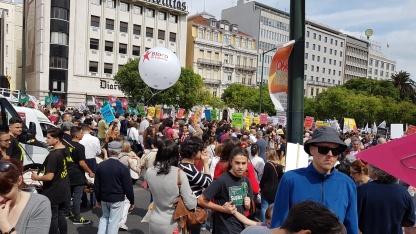25 de abril Lisboa 2017