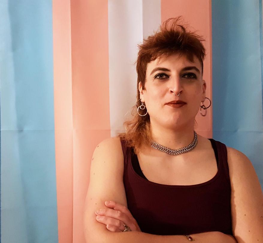 Dani Bento ILGA GRIT Trans entrevista