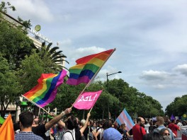 ILGA 25 de abril Lisboa 2017