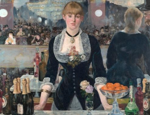 A Empregada de Bar das Folies-Bergeres