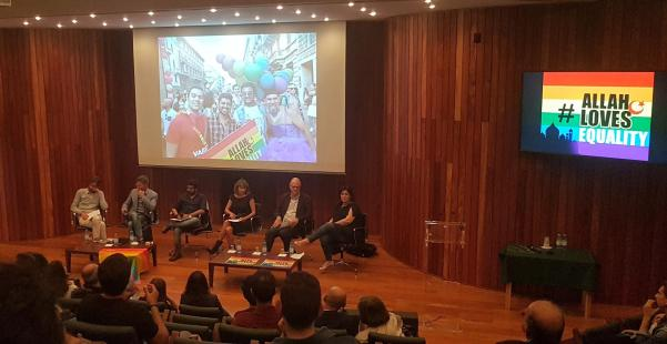 Conferência Internacional Fé na Igualdade Lisboa ILGA #AllahLovesEquality.jpg
