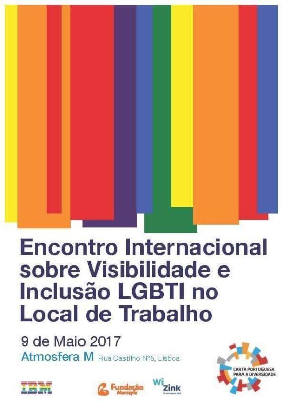 encontro internacional sobre visibilidade e inclusão LGBTI no local de trabalho portugal política.jpg