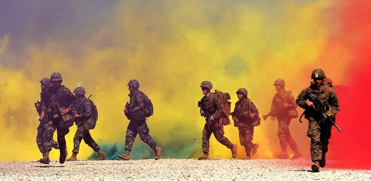 Na Coreia do Sul Decorre Uma Perseguição A Militares Homossexuais