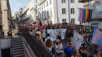 Marcha Orgulho LGBT Lisboa 2017 10