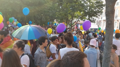 Marcha Orgulho LGBT Lisboa 2017 6