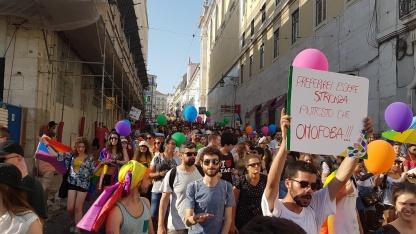 Marcha Orgulho LGBT Lisboa 2017 9