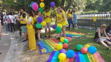 Marcha Orgulho LGBT Lisboa 2017 amnistia internacional