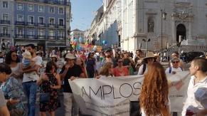 Marcha Orgulho LGBT Lisboa 2017 amplos