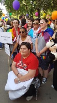 Marcha Orgulho LGBT Lisboa 2017 ILGA ADD