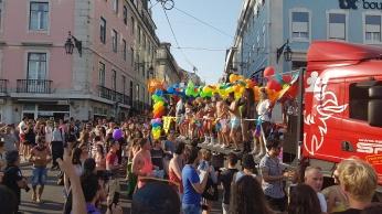 Marcha Orgulho LGBT Lisboa 2017 ILGA Carlos Costa